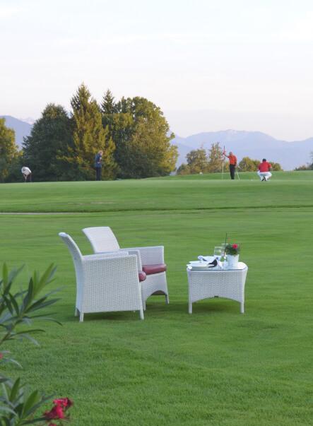 Golfclub Beuerberg Lounge