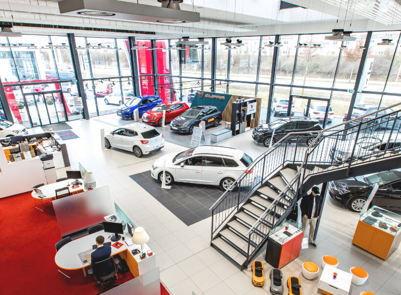 Seat Bierschneider Autohaus