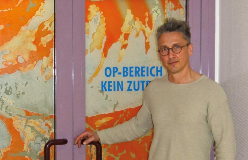 Spezialist für Hernien Chirurgie Dr. Künzel