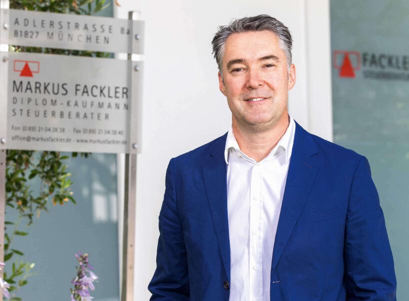 Markus Fackler Diplom-Kaufmann Steuerberater