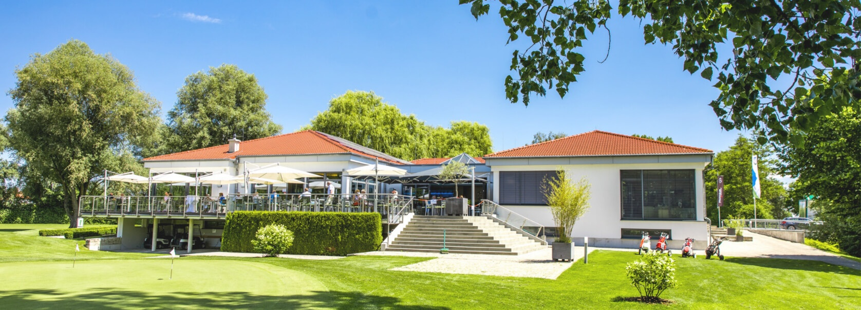 Restaurant Golfclub Ingolstadt