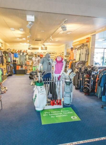 Golfclub Ingolstadt Shop