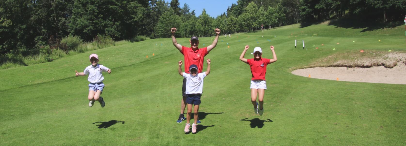 Golf- und Land-Club Regensburg e.V. Kinderbetreuung