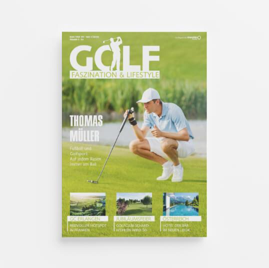 Golf Faszination & Lifestyle Ausgabe Frühjahr 2019