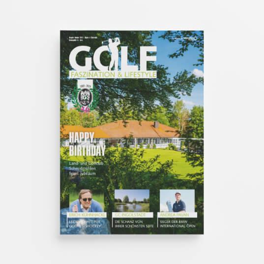 Golf Faszination & Lifestyle Ausgabe Sommer 2019