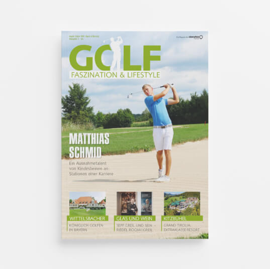 Golf Faszination & Lifestyle Ausgabe Frühjahr 2018