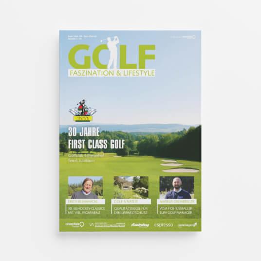 Golf Faszination & Lifestyle Ausgabe Frühjahr 2020