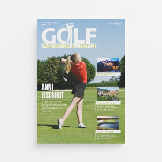 Golf Faszination & Lifestyle Ausgabe Sommer 2018