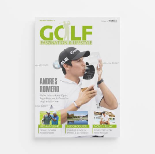 Golf Faszination & Lifestyle Ausgabe 2017