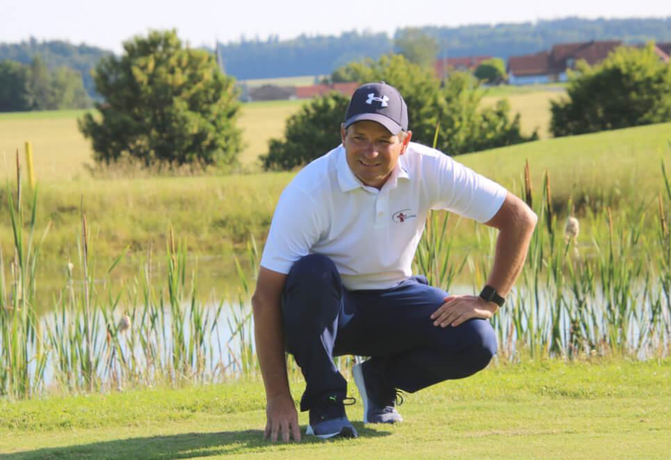 PGA Professional Blain Bertrand beantwortet grundlegende Fragen zum Golfsport