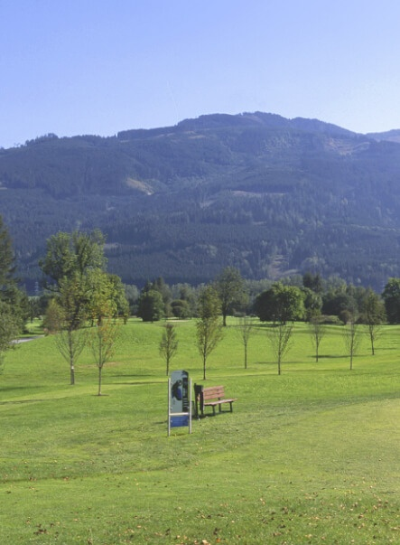 Golfcourse Golfclub Zell am See