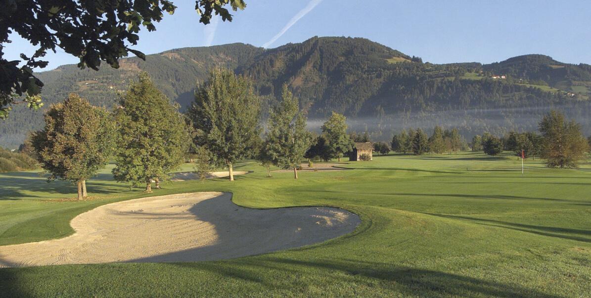 Golfplatz Zell am See