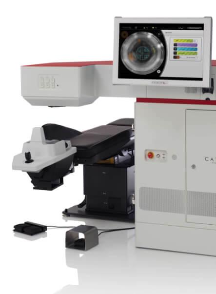 Ein Gerät der Augenklinik Regensburg