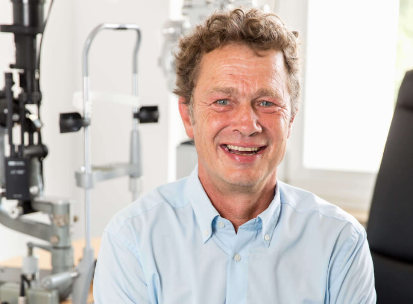 Prof. Dr. Andreas Remky, Augenarzt