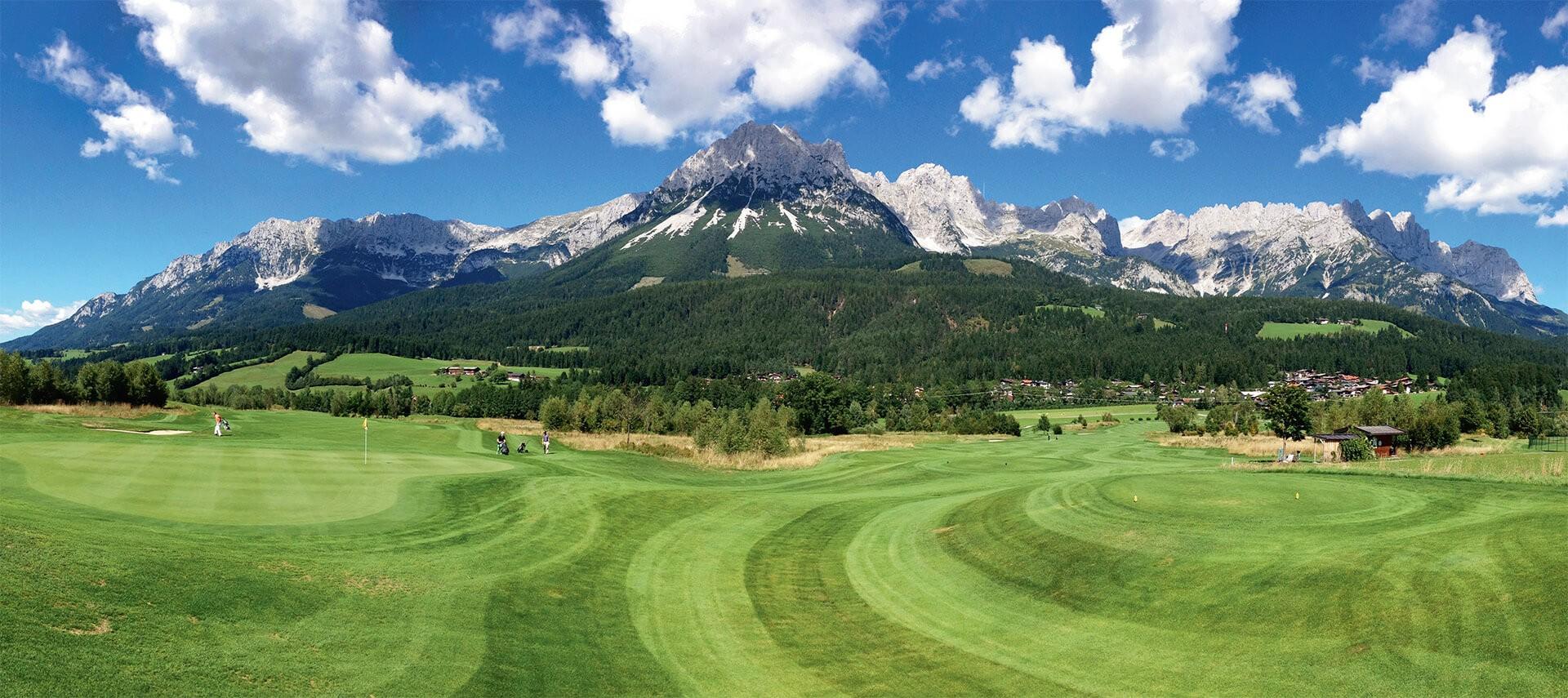 1 - GolfClub Wilder Kaiser - 2021-04