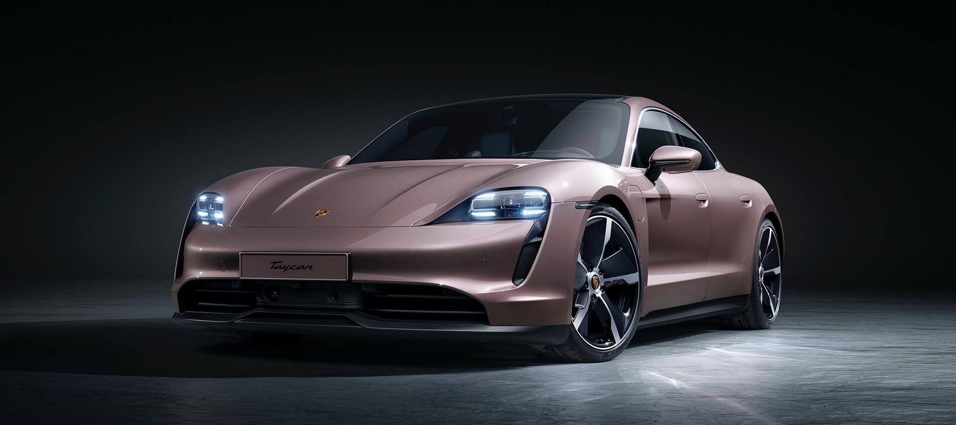 1 - Porsche Taycan - 2021-04